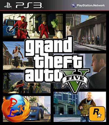 دانلود بازی Grand Theft Auto V برای PS3