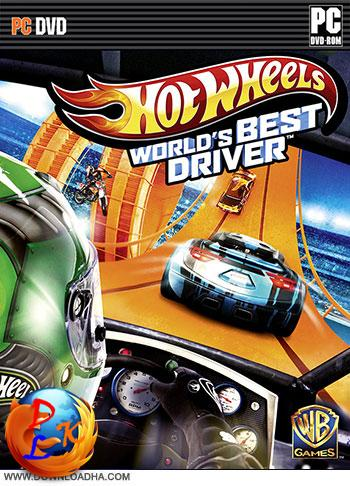 دانلود بازی Hot Wheels World's Best Driver برای PC
