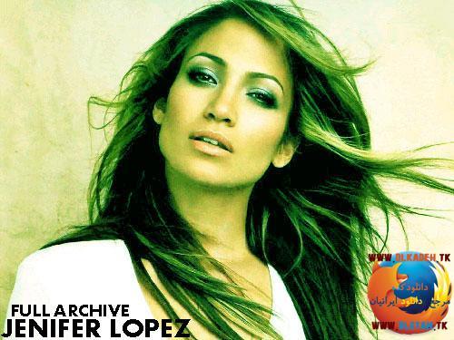 تمامی آلبوم های اجرا شده توسط Jenifer Lopez با لينک مستقيم