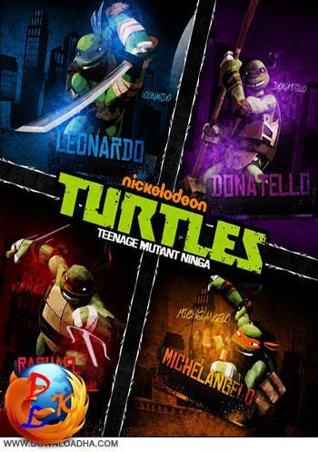 دانلود فصل دوم انیمیشن لاک پشت های نینجا – Teenage Mutant Ninja Turtles Season 02 2013