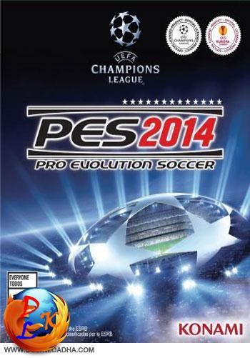 دانلود پچ بازی PES 2014 با نام PESEdit 2014 Patch v0.1