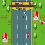 بازی رانندگی در شهر streetrunner