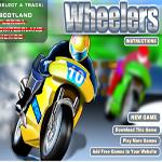بازی مسابقه موتورسواری Wheelers