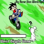 بازی دوچرخه سواری Weird bicycle