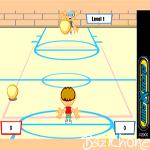 بازی کودکانه توپ
