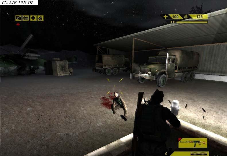 دانلود بازی کامپیوتری کم حجم IGI3 آی جی آی 3