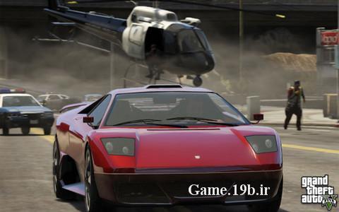 دانلود بازی  GTA IV برای PC