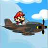 بازی آنلاین ماریو در هواپیمای جنگی Mario Airship Battle