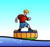 بازی آنلاین پریدن روی قایق