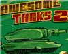 بازی آنلاین جنگی تانک Awesome Tanks 2