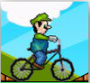 بازی آنلاین ماریو با دوچرخه BMX