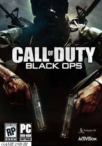 دانلود بازی Call of Duty 7  Black Ops در پارت های کم حجم