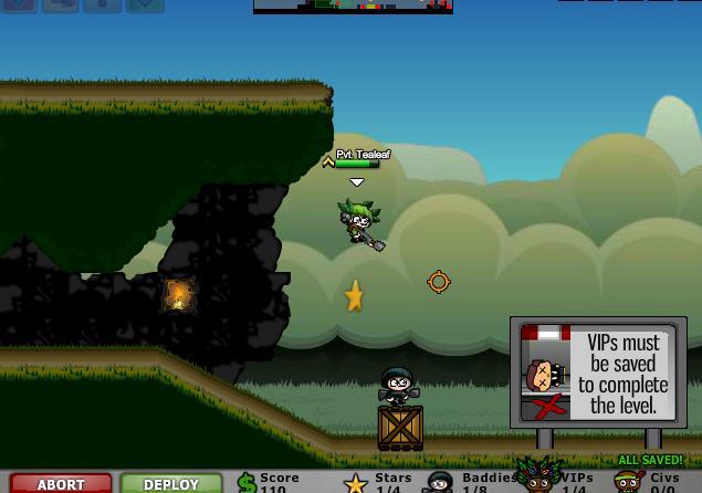بازی آنلاین محاصره شهر 3 - محاصره جنگل City Siege 3: Jungle Siege