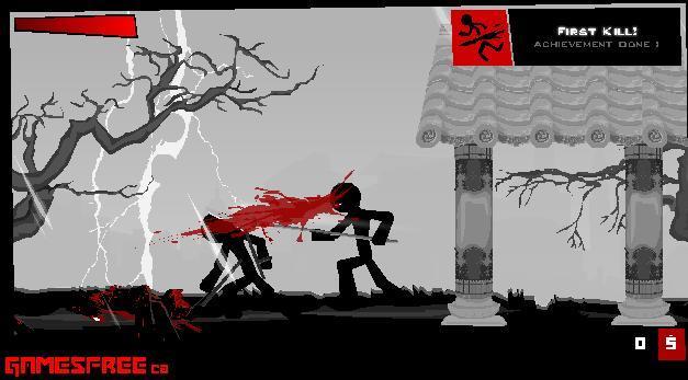 بازی آنلاین خشن نینجا Sift Renegade 3 Defiance