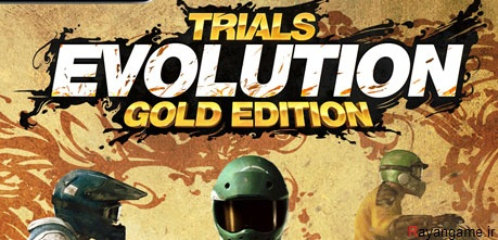 دانلود کرک بازی Trials Evolution Gold Edition
