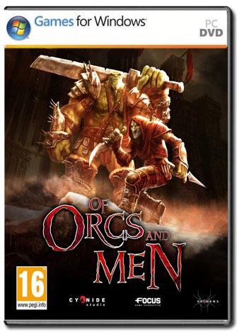 دانلود کرک سالم بازی OF ORCS AND MEN