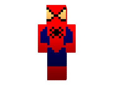 اسکین مرد عنکبوتی