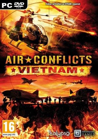دانلود بازی Air Conflicts Vietnam برای PC