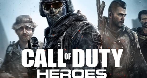 بازی Call of Duty: Heroes منتشر شد