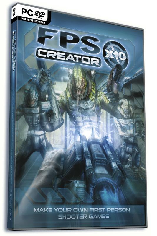 دانلود نرم افزار بازی ساز FPS Creator X 10 - تمامی مدل پک ها