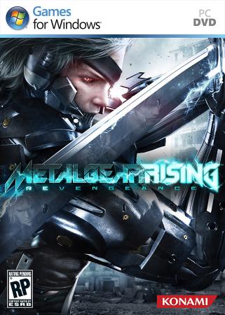 دانلود بازی Metal Gear Rising Revengeance