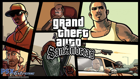 رمز های بازی Grand Theft Auto San Andreas