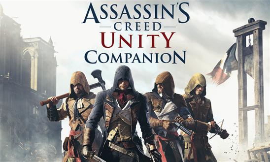 نرم افزار کمکی Assassin's Creed Unity برای ویندوز فون عرضه شد