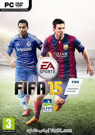 دانلود بازی FIFA15 برای کامپیوتر
