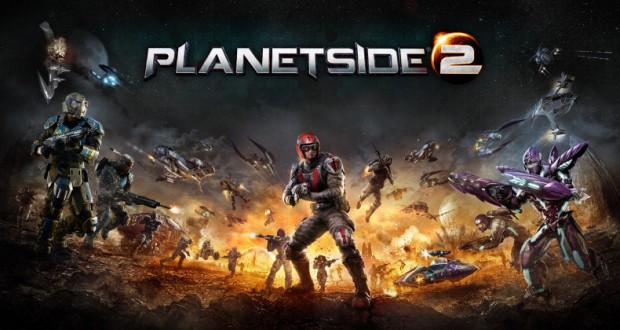 نسخه بتای PS4 بازی PlanetSide 2 در سال جاری منتشر می گردد