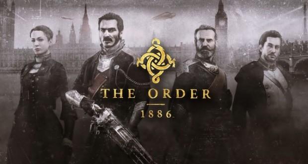 انتشار تم عنوان The Order: 1886 برای رابط کاربری PS4