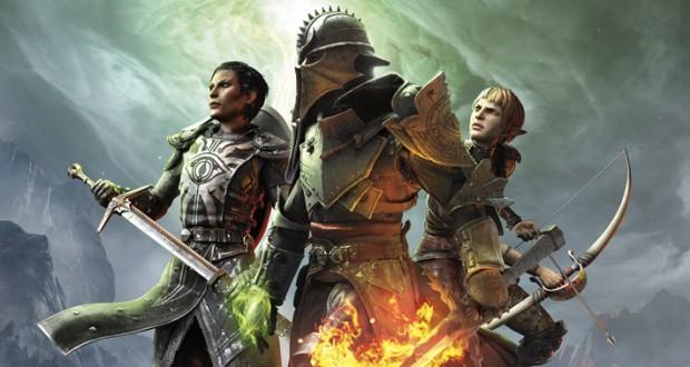 تصاویر پس زمینه Dragon Age: Inquisition