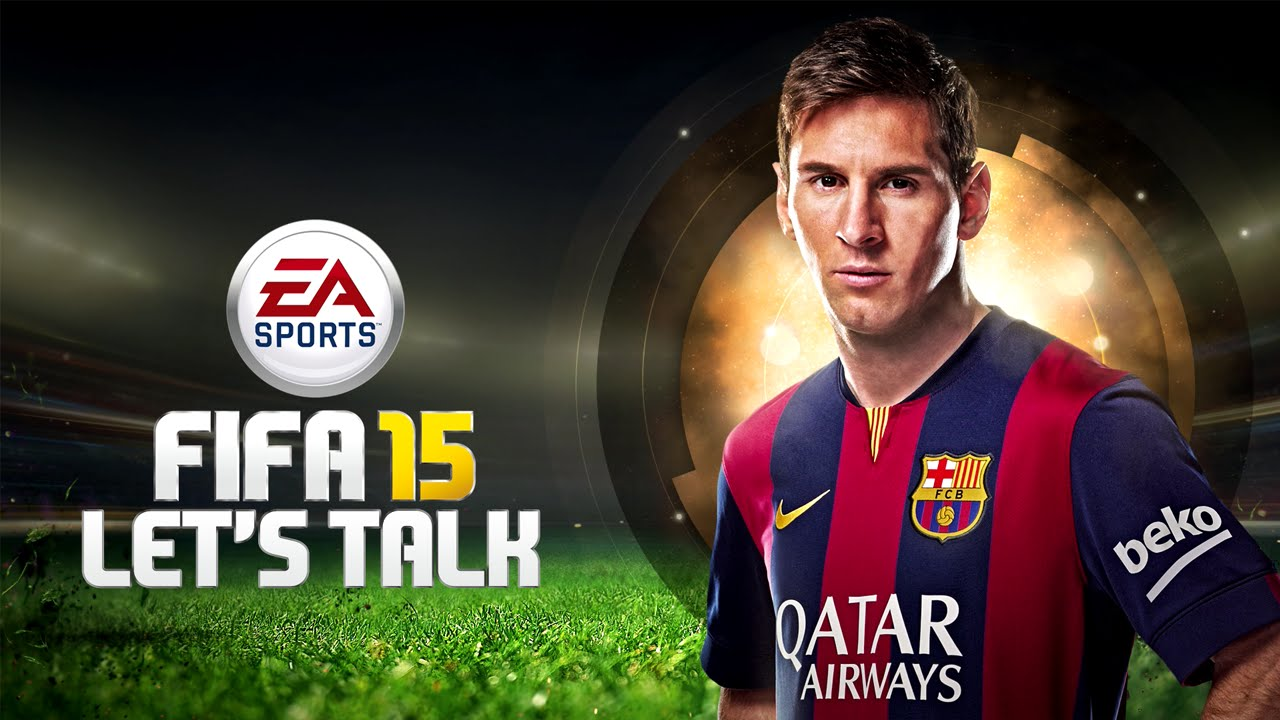 دانلود بازی FIFA 15 برای PC | نسخه Ultimate Team Edition + آپدیت ۲