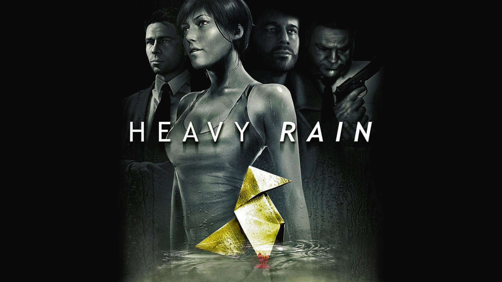 دانلود موسیقی های متن بازی Heavy Rain (اثری از نرماند کوربیل)