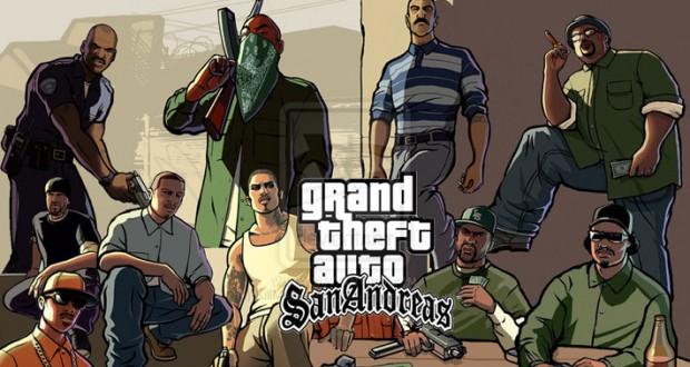 Grand Theft Auto: The Trilogy عرضه شد