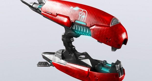 عرضه کپی از اسلحه Plasma Rifle عنوان Halo به قیمت 600 دلار