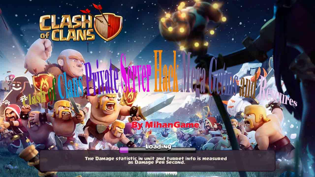 هک دیگر بازی Clash Of Clans V6.407.2