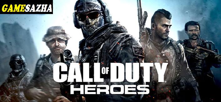 دانلود بازی کال اف دیوتی : قهرمانان Call of Duty: Heroes v1.1.0 اندروید – همراه دیتا