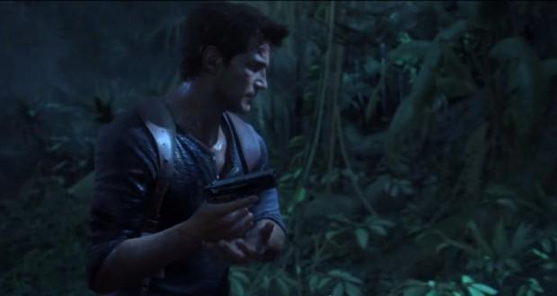 Uncharted 4 در رویداد پلی استیشن قابل بازی است