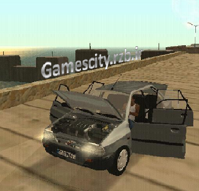 GTA SA Remote lock car