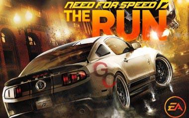 بازی محبوب Need For Speed The Run با فرمت جاوا