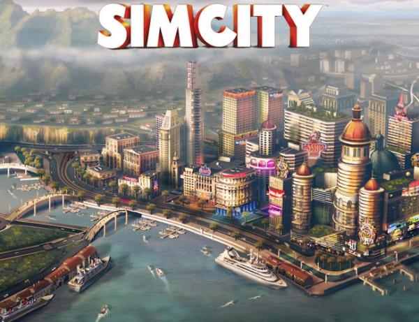 نسخه ی بتای بازی Sim City