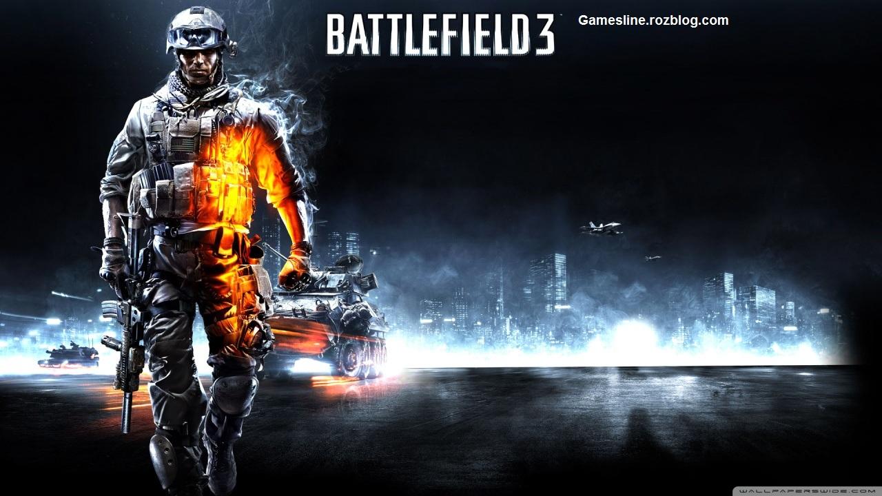 اموزش انلاین بازی کردن Battlefield 3 | به روش{Zlogames}