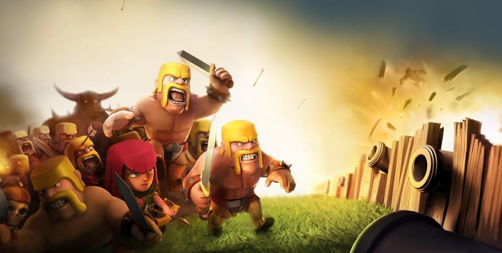اموزش اجرا کردن بازی clash of clans با BlueStacks