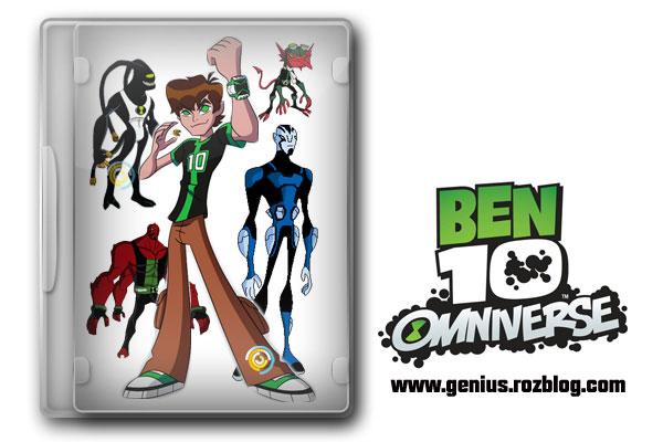 دانلود انیمیشن سریالی Ben 10 : Omniverse 2012