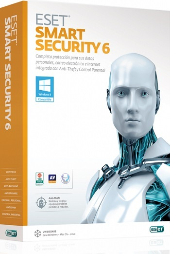نسخه نهایی آنتی ویروس ESET NOD32 Antivirus & Smart Security 6.0.306.0 Final