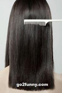 روش های نگهداری از موهای بلند برای همه