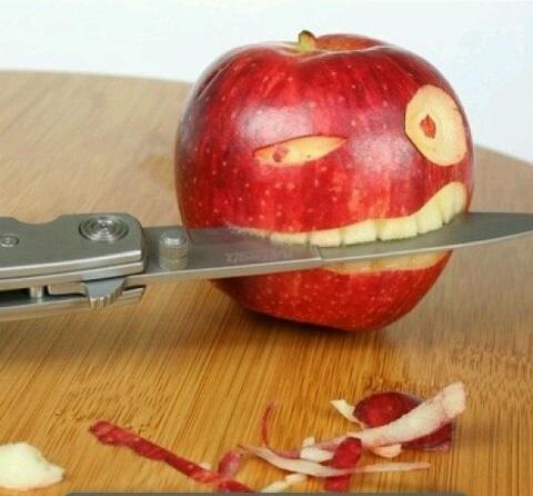 سیب خشن