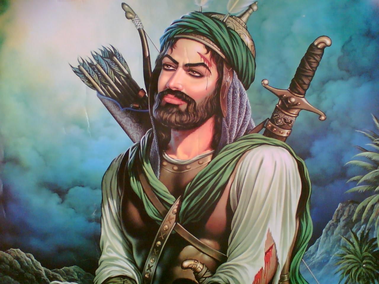 زندگینامه حضرت ابوالفضل