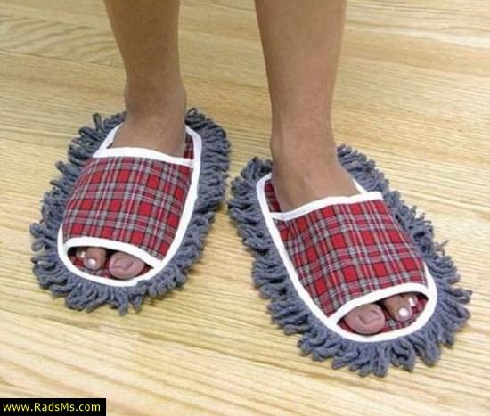 روش جدید تمیز کردن خونه بدون زحمت