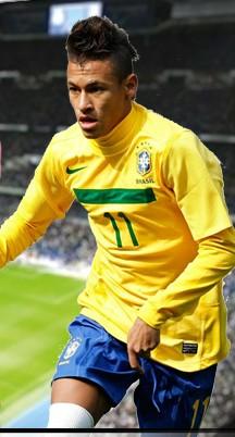 زندگینامه نیمار برزیلی